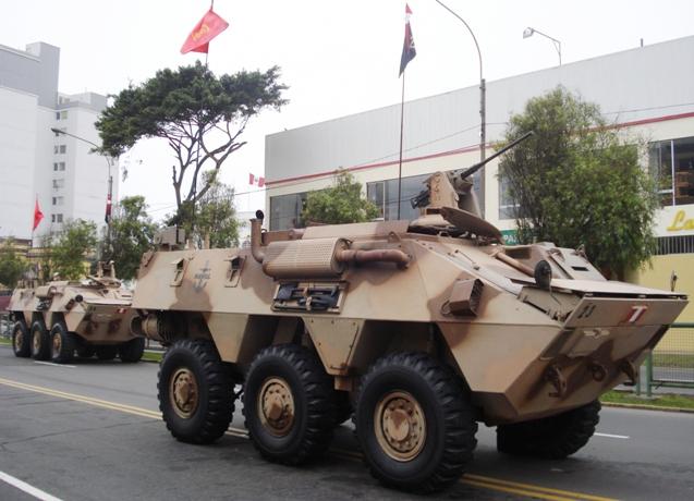 BMR-600 ВС Перу (c) www.warwheels.net