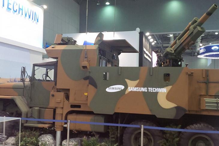 САУ EVO-105