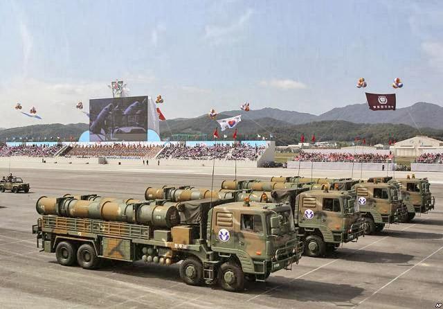 Ракетный комплекс Hyunmu-3