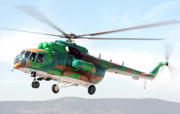 Ми-171Е (c) www.russianhelicopters.aero