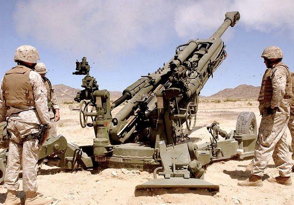 Гаубица M777 (c) BAE Systems