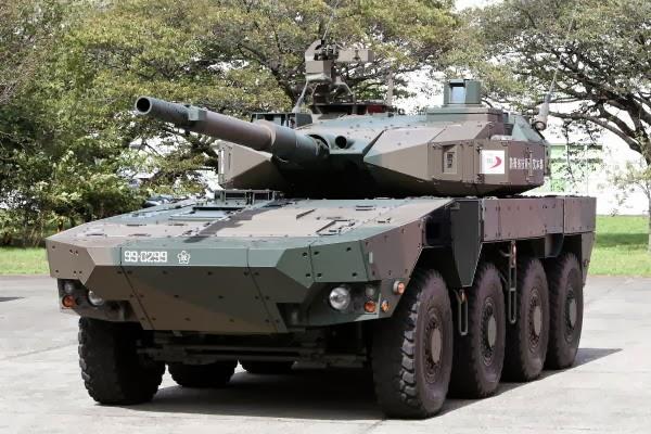 Maneuver Combat Vehicle (MCV). Сагамихара, 09.10.2013 (с) Kyodo (via Jane's)
