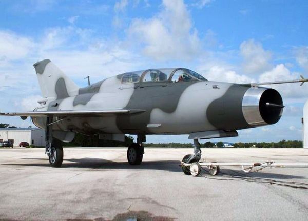МиГ-21 Draken International (c) theaviationist.com