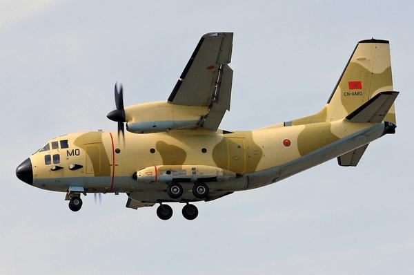 C-27J Spartan ВС Марокко