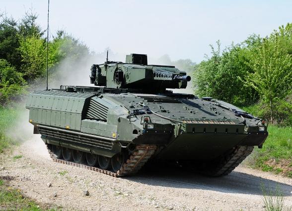 Боевая машина пехоты Puma (c) Rheinmetal