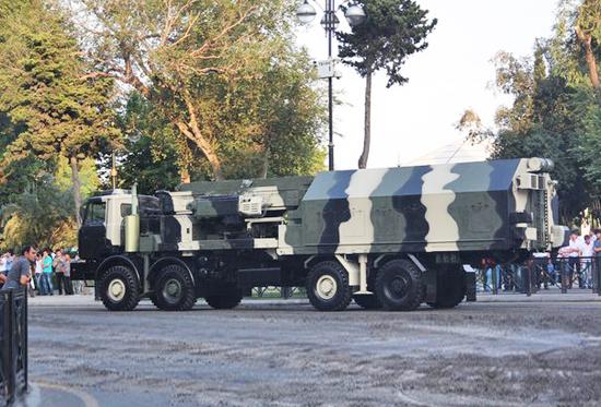 PЛC 80К6M ВС Азербайджана