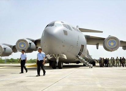 C-17 ВВС Индии