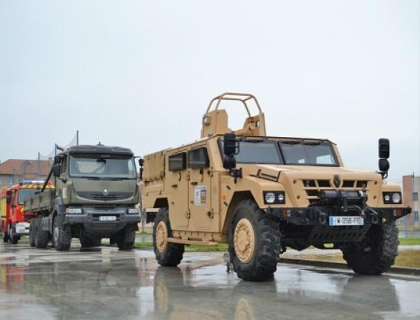 Автомобили компании Renault в Румынии (c) obiectiv.info