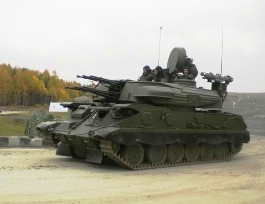 ЗСУ-23-4М4 (с) Денис Передриенко