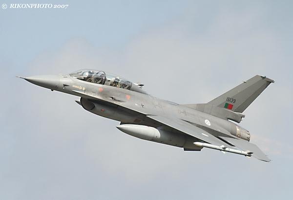 F-16 ВВС Португалии