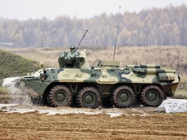 БТР-82А (c) www.autowp.ru