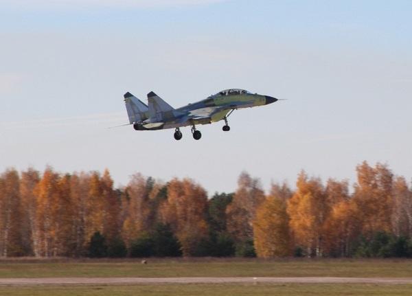 МиГ-29К/КУБ ВМФ России