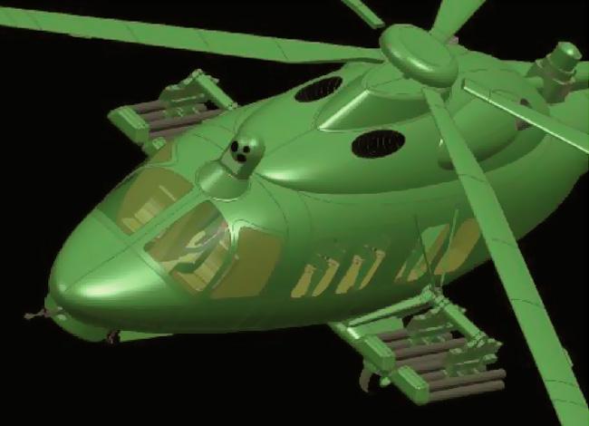 вертолет SW-5 (c)ukraineindustrial.info