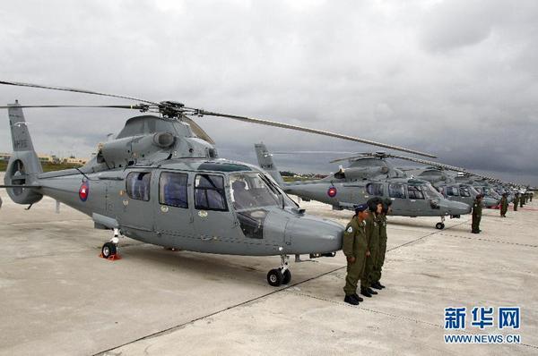 Z-9 Камбоджи (c) www.ecns.cn