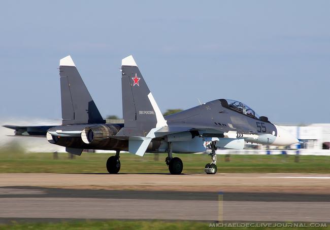 Су-30СМ (c) michaeldec.livejournal.com