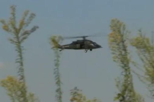 Предположительно вертолет Z-20