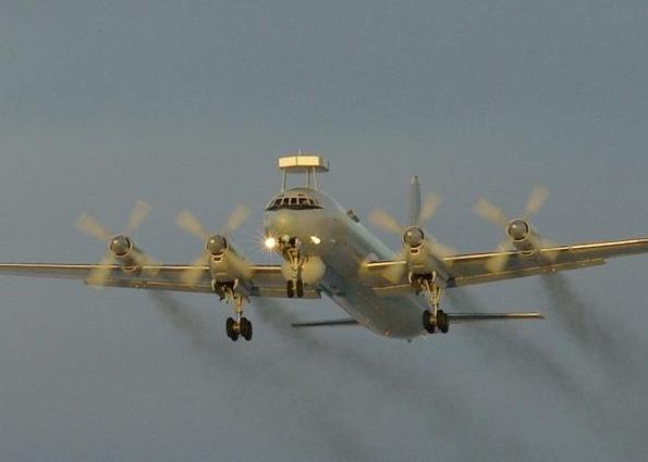 Противолодочный самолет Ил-38Н (c) russianplanes.net