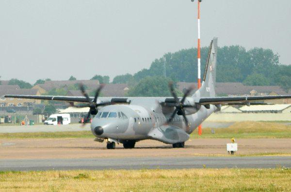 C-295  ВВС Польши