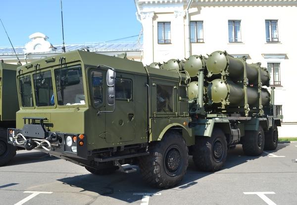 противокорабельный ракетный комплекс Бал (c) Pliskin