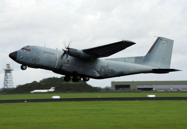 C-160 Transall ВВС Франции (c) zap16.com