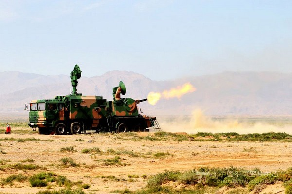 China Military Online/Liu Zhiyun