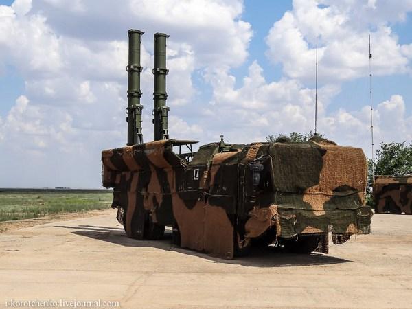 9К720 Искандер-М с крылатыми ракетами Р-500