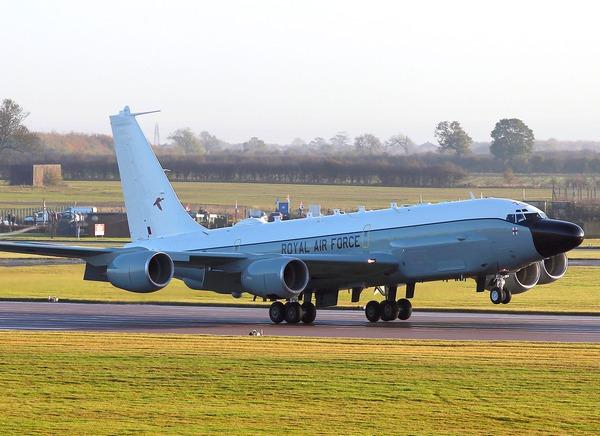 Boeing RC-135V/W Rivet Join (c) www.shephardmedia.com
