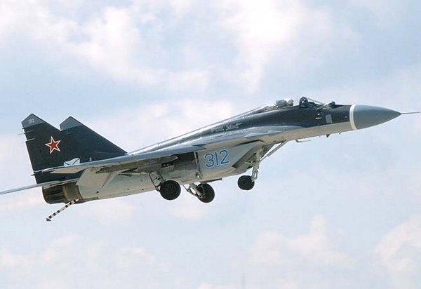 МиГ-29К  (c) Корпорация МиГ