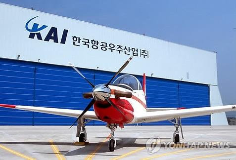 учебно-тренировочный самолет КТ-1