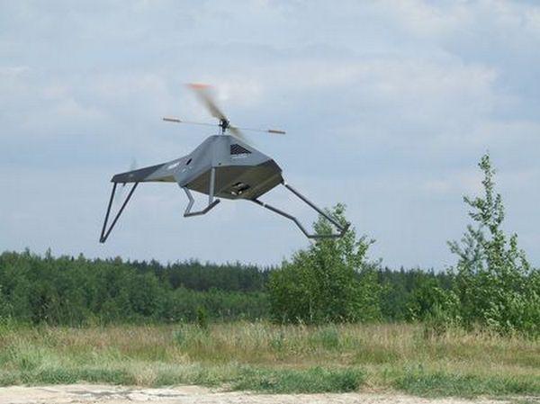 Беспилотный вертолет H.U.SKY-II (c) www.indelauav.com