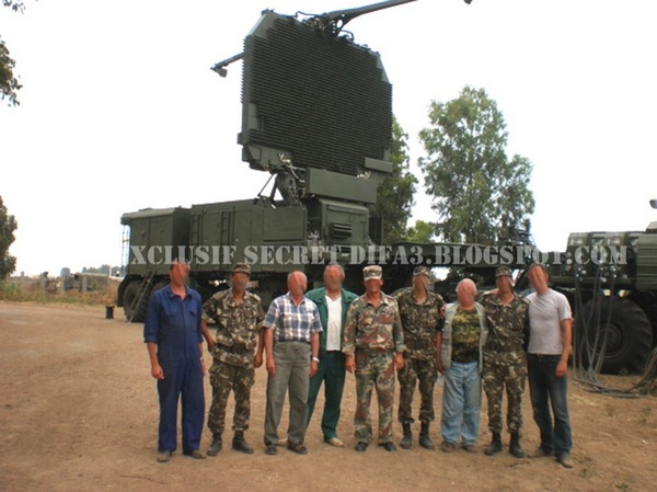 С-300 ПМУ2 ВС Алжира
