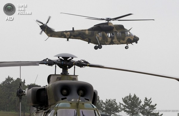 вертолет KAI Surion