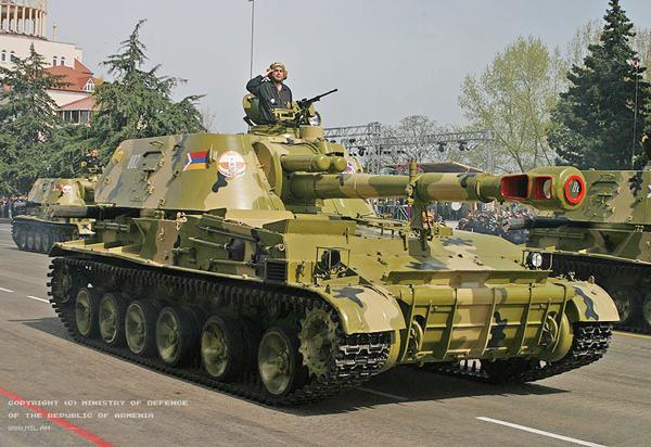 САУ 2С3 Акация (c) Александр (Agressor)