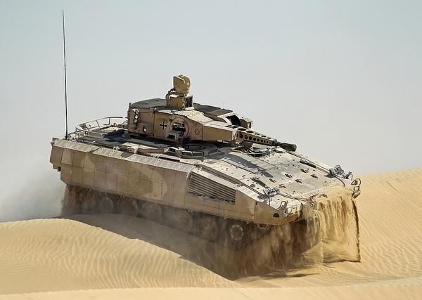 боевая машина Puma AIFV