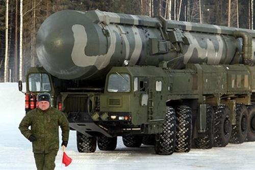 ПГРК Ярс фото www.mil.ru