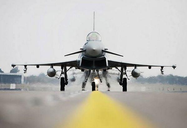 Eurofighter Typhoon (c) www.facebook.com