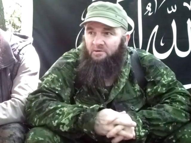 Деятель исламистского террористического движения Доку Умаров