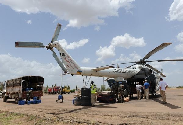 Ми-8МТВ-1 авиакомпании Украинские вертолеты (c) www.uacopter.com