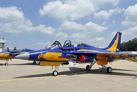 FA-50 ВС ИНдонезии