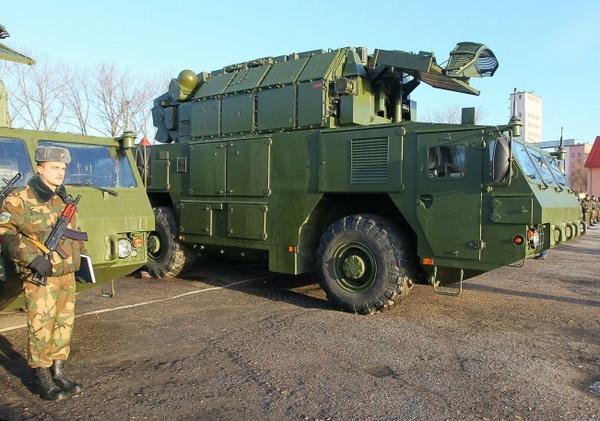 ЗРК «Тор-М2» (c) ИТАР-ТАСС