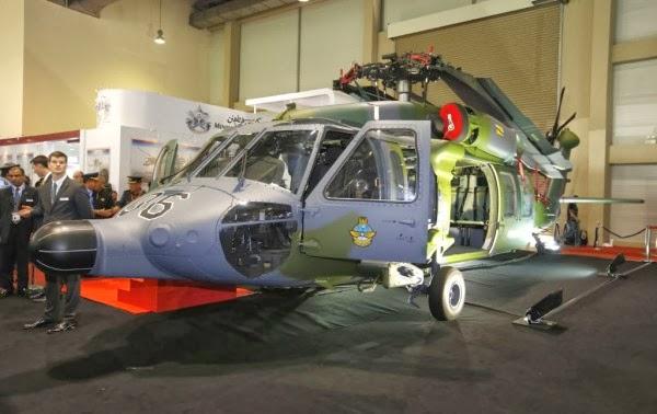 Sikorsky S-70i International BlackHawk (c) The Brunei Times