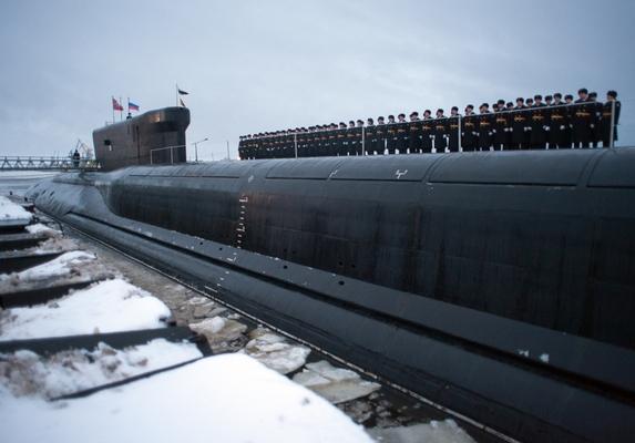 К-550 «Александр Невский» проекта 955 (c)  Олег Кулешов