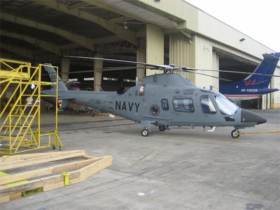 AW-109 Power ВМС Филиппин  (c) Mckoyzzz
