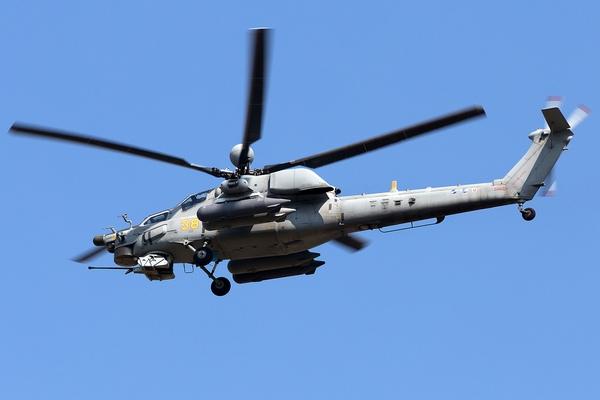 Ми-28Н «Ночной охотник» (c) forums.airforce.ru