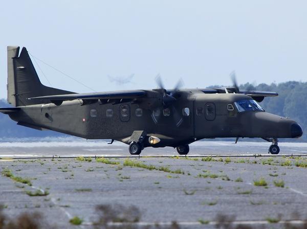 Dornier 228 ВС Италии