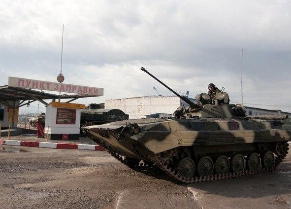 201-й военная база в Таджикистане