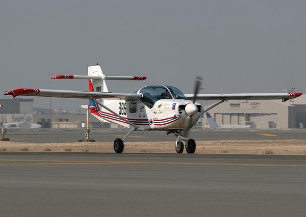 УТС MFI-395 Super Mushshak (c) www.airforce-technology.com