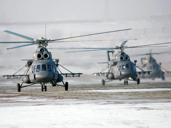 Ми-8АМТШ (c) rostec.ru