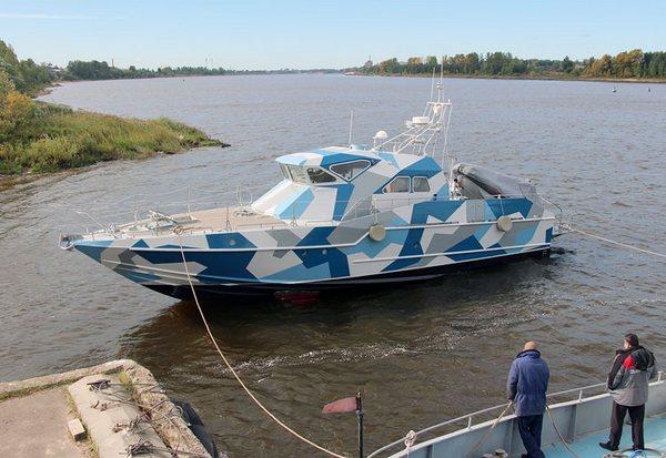 Катер проекта 12150 «Мангуст» (c) www.vympel-rybinsk.ru