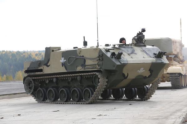 бронетранспортер ВДВ БТР-МДМ (c) vitalykuzmin.net